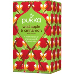Pukka Wild Apple amp Cinnamon Tea Oslash ko 20 breve