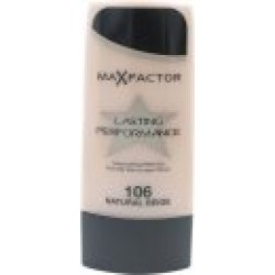 Max Factor Lasting Performance Foundation 35ml 106 (Natural Beige)