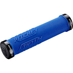 Ritchey WCS TrueGrip X Locking Grip Royal Blue 130mm Royal Blue
