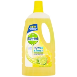 Dettol Multipurpose Lemon Rengøringsmiddel 1000ml