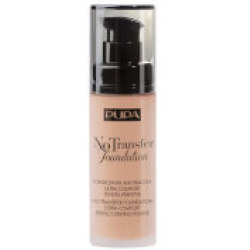 PUPA No Transfer Foundation 30ml (Various Shades) 12 Måneders abonnement Light Beige
