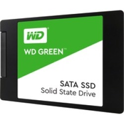 WD Green 2.5 120 GB Serial ATA III Solid state drev