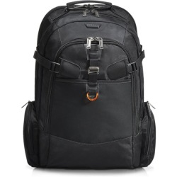Everki EKP120 Check in Friendly laptop backpack fits up to 18.4