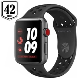 Apple Watch Nike Series 3 GPS MTF42ZD A 42mm Space Grå