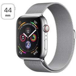 Apple Watch Series 4 LTE MTX12FD A Rustfrit Stål Milanorem 44mm