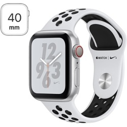 Apple Watch Nike Series 4 LTE MTX62FD A 40mm Sølv