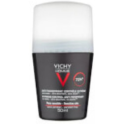Vichy Homme Deodorant Extreme Anti Perspirant Roll On 50 ml