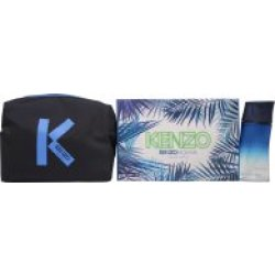 Kenzo Homme Gavesæt 100ml EDP Pouch