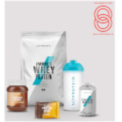 Impact Whey Protein 1kg Cookies og Cream