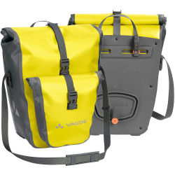 Vaude Aqua Back Plus Waterproof Pannier Bags Canary One Size Canary