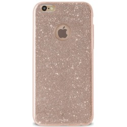 iPhone 8 7 Plus Shine Cover guld