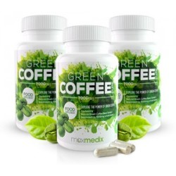Green Coffee Pure ved 3 måneders forbrug