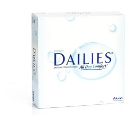 Focus DAILIES All Day Comfort (90 linser)
