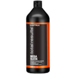 Matrix Total Results Mega Sleek Shea Butter Conditioner for Frizzy Hair 1000ml