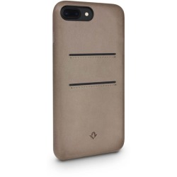 Twelve South Relaxed Leather case with Pockets for iPhone 7 Plus iPhone 8 Plus