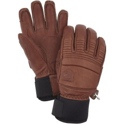 Hestra Leather Fall Line Gloves brun