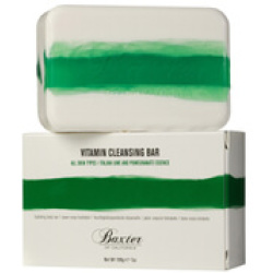 Baxter of California Vitamin Cleansing Bar Italian Lime 198 g